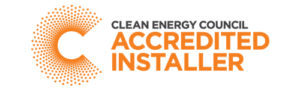 Clean energy accredited installer